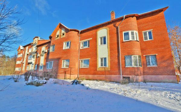 Трёхкомнатная квартира в центре Волоколамска